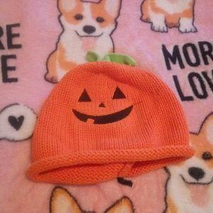 Jackolantern baby hat! A10
